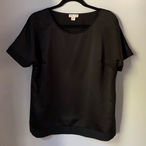Reiss Black Blouse